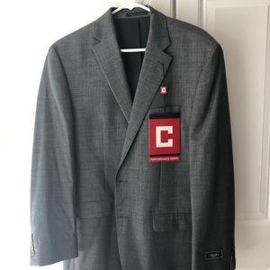 Chaps grey suit